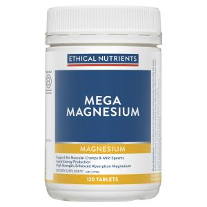 Ethical Nutrients MEGAZORB Mega Magnesium 120 Tablets