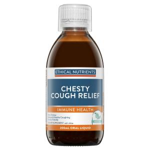 Ethical Nutrients IMMUZORB Chesty Cough Relief 200mL