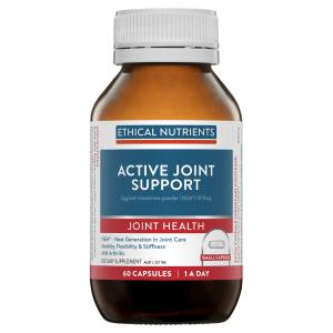 Ethical Nutrients FLEXIZORB Active Joint Support 60 Capsules